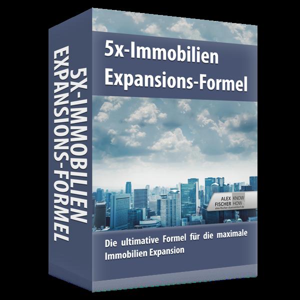 5x-Immobilien-Expansions-Formel zur Immobilien-Skalierung von Alex Fischer