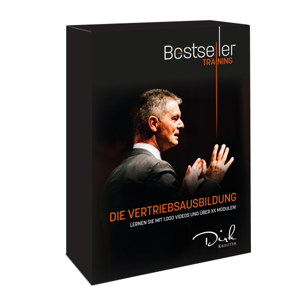 Dirk Kreuter - Das Bestseller Training - Verkaufstraining