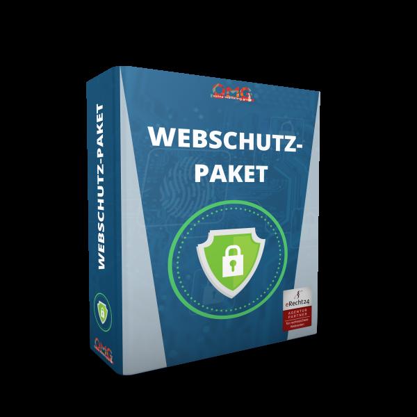 DSGVO Webschutz Paket - Geben Sie Abmahnungen keine Chance