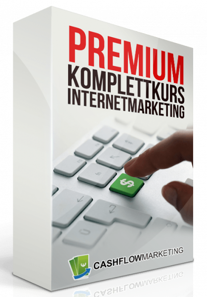 Premium Komplettkurs Internetmarketing V.I.P Paket