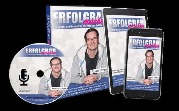 ERFOLGBAR machen - Das Buch von Florian Schoel