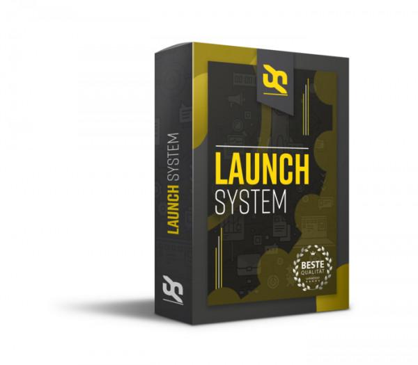 Launch System - Das Geld verdienen Erfolgssystem von Said Shiripour