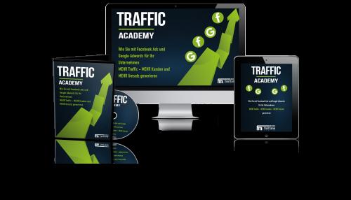 Traffic Academy Videokurs - Erfolgreich Werbung schalten - Marcel Knopf