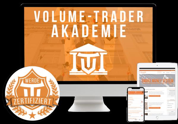 Volume Trader Akademie von Volume Trading Profi Marcus Schulz