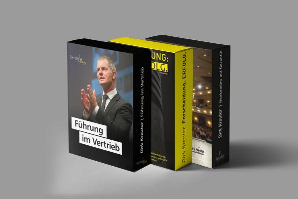Dirk Kreuter - Special Sale - Bundle aus 3 Online Kursen