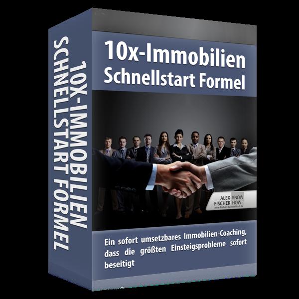10x-Immobilien-Schnellstart-Formel von Alex Fischer Düsseldorf