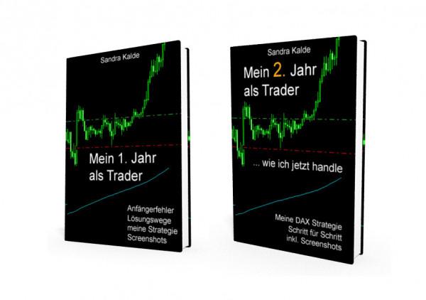 Trading Buch - Vom Anfänger zum Daytrader - von Sandra Kalde