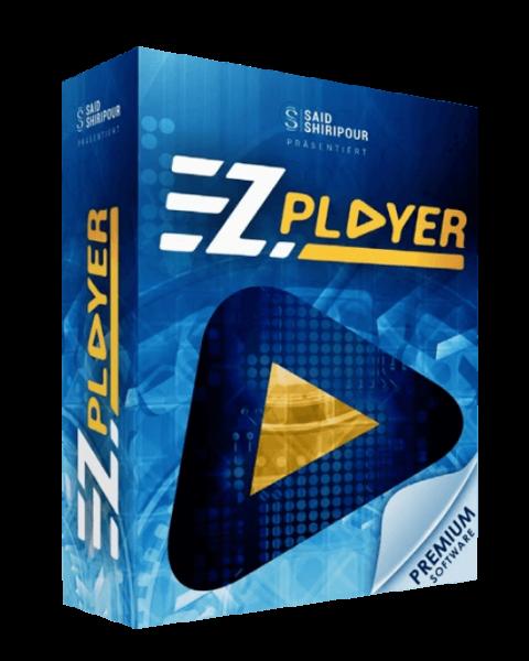 EZPlayer - Das Videoplayer-Plug-In