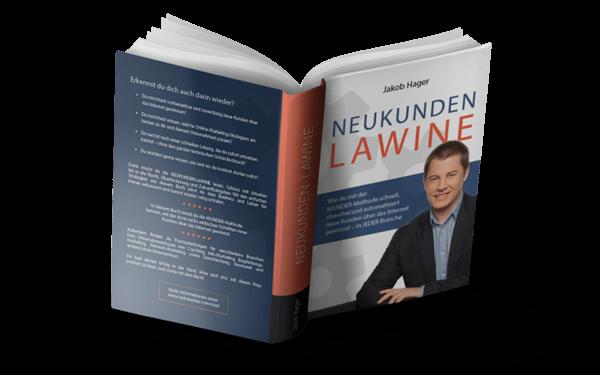 Neukundenlawine - Das Buch von Facebook-Marketing-Experte Jakob Hager