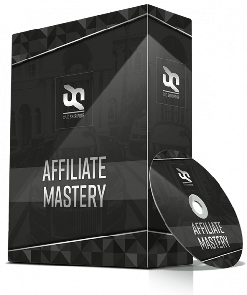 Affiliate Mastery - Das Affiliate Erfolgssystem von Said Shiripour