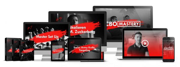 CBO Mastery 2020 - Das Facebook Ads Erfolgssystem von Nick Geringer