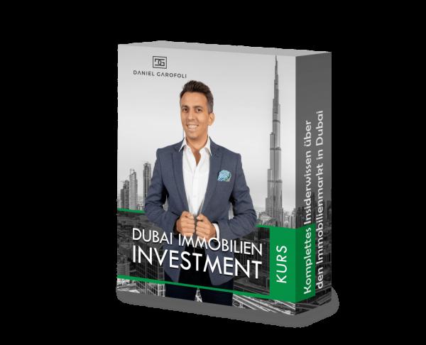 Dubai Immobilien Investment - Der Immobilien Kurs von Daniel Garofoli