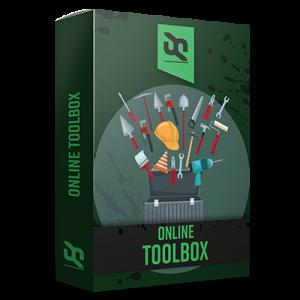Online Business Toolbox - Die Erfolgsvorlagen von Said Shiripour