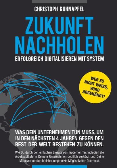 Zukunft Nachholen - Das Hörbuch von Christoph Kühnapfel