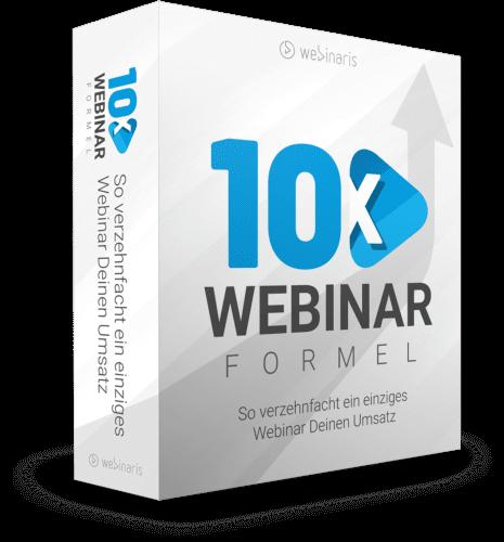 10x Webinar Formel - Das Erfolgssystem von Alexander Riedl