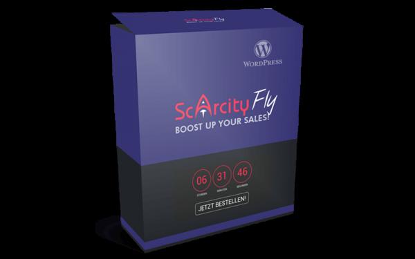 ScarcityFly - Die Countdown Timer Software von Oliver Wermeling