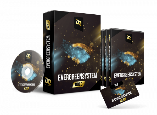 Evergreensystem Gold - Das Affiliate Marketing System 2020 von Said Shiripour