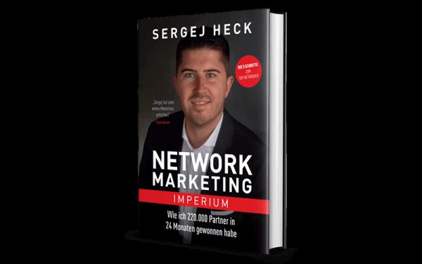 Network Marketing Imperium - Das Buch von Sergej Heck