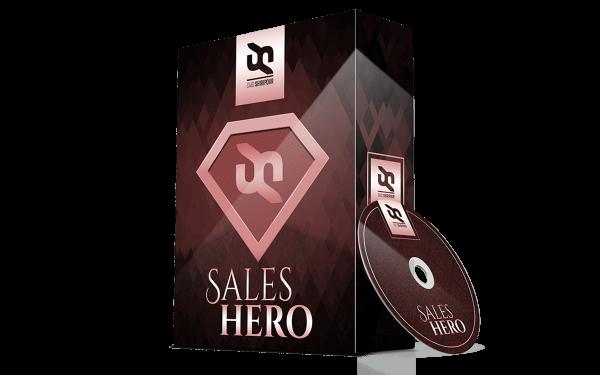 Sales Hero - Lerne erfolgreich zu verkaufen von Said Shiripour