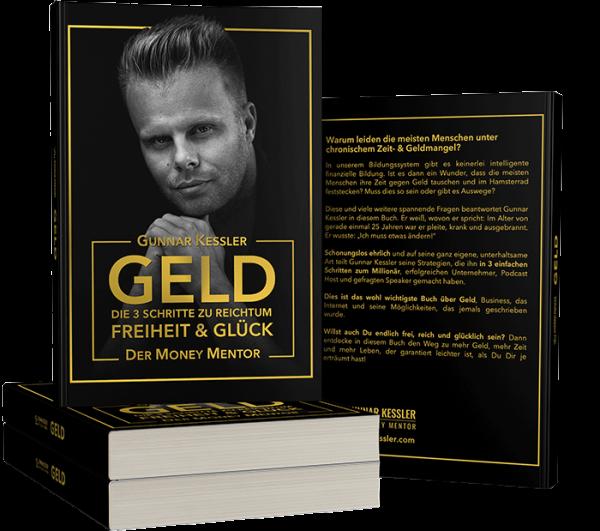Geld - Das Erfolgsbuch von Gunnar Kessler