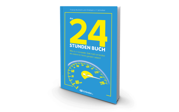 Das 24 Stunden Buch von Thomas Klußmann