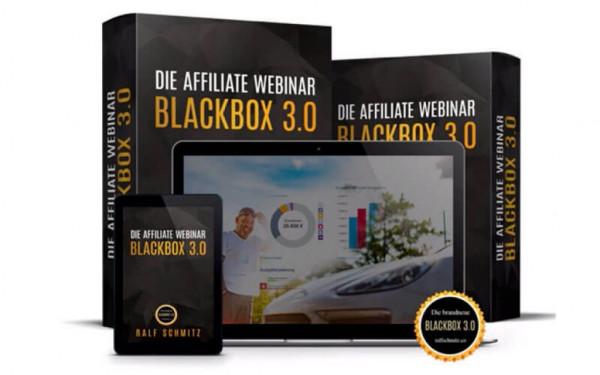 Affiliate Webinar Blackbox 3.0 von Affiliate König Ralf Schmitz