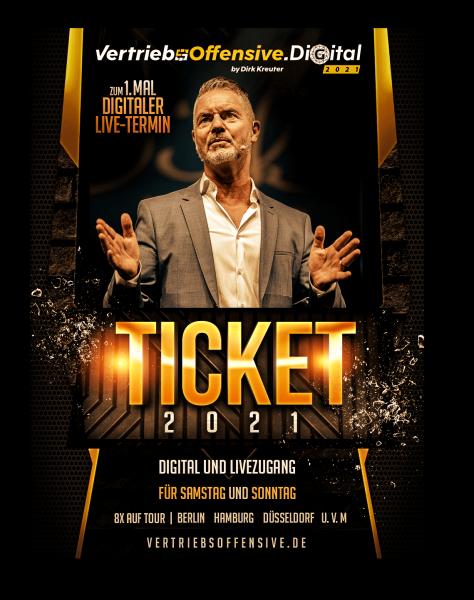 Vertriebsoffensive Digital - Das Event für Verkauf von Dirk Kreuter