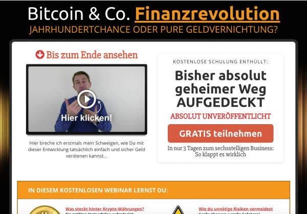 Krypto Marketing - Das Online Seminar zum Geld verdienen mit Krypto Marketing