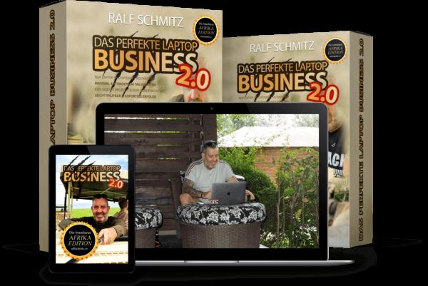 Das perfekte Laptop Business 2.0 von Affiliate König Ralf Schmitz