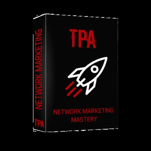 Network Marketing Mastery - Erfolg im Network Marketing von Torben Platzer