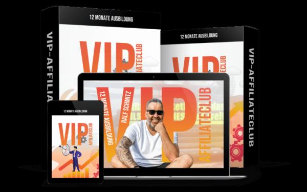 VIP Affiliate Club 3.0 von Affiliate König Ralf Schmitz