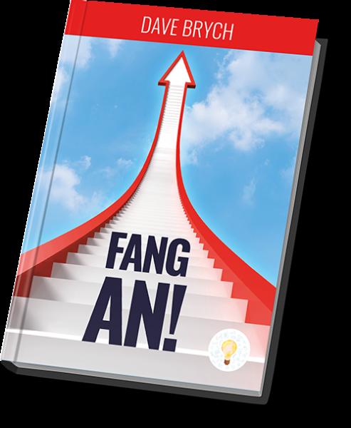 FANG AN! - Werde zum Umsetzer - Das Buch von Dave Brych