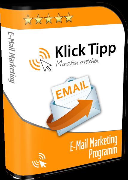 Klick-Tipp - Die E-Mail Marketing Software von Mario Wolosz