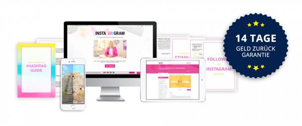 InstaProGram – Der Instagram Online-Kurs von Caroline Preuss