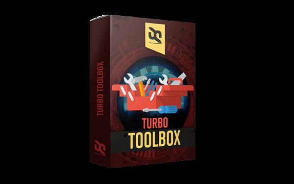 Turbo Toolbox - Die Vorlagen meines Erfolgs von Said Shiripour